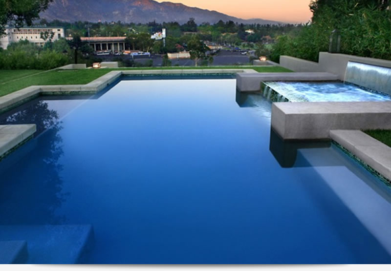 Silver lake pool builders los angeles pool builders - Indoor swimming pool in los angeles ...
