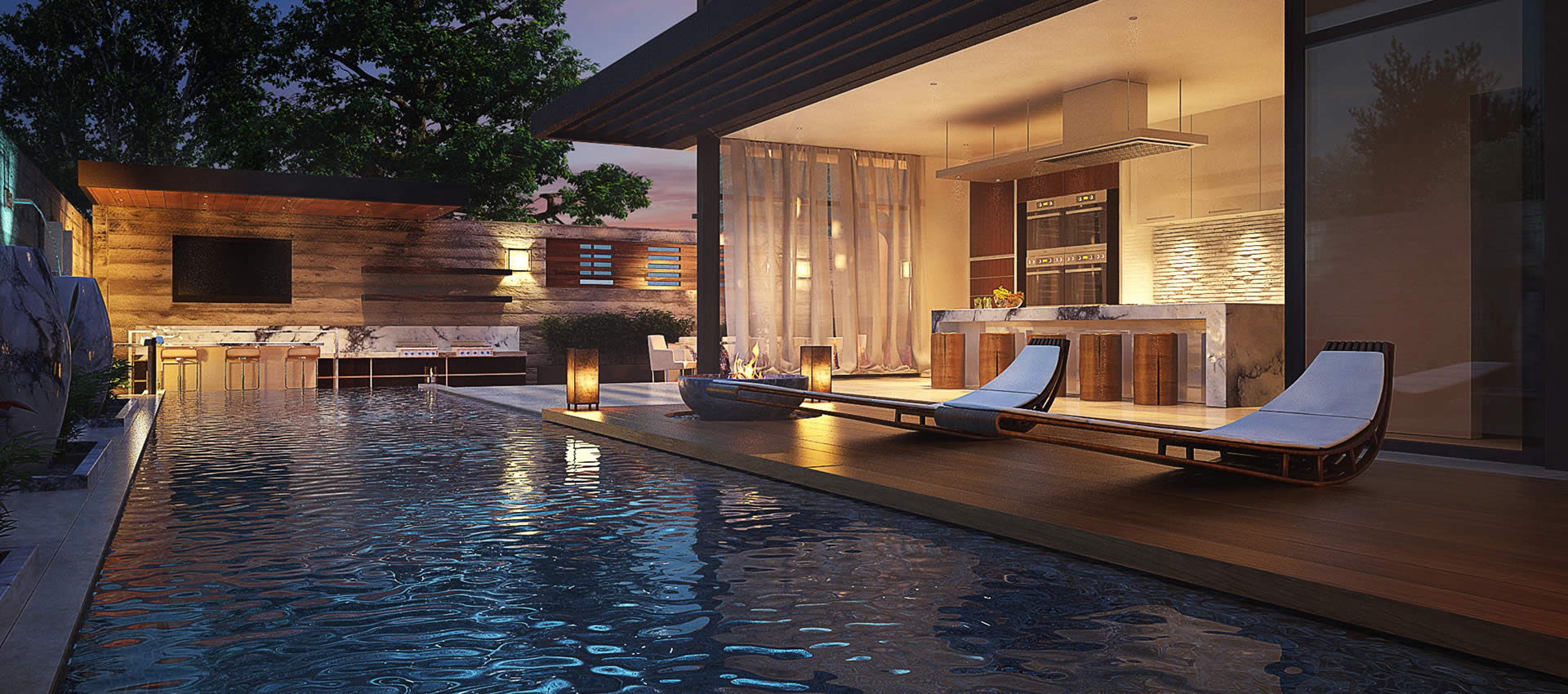 Los angeles pool builders southern california swimming - Best hotel swimming pools in los angeles ...