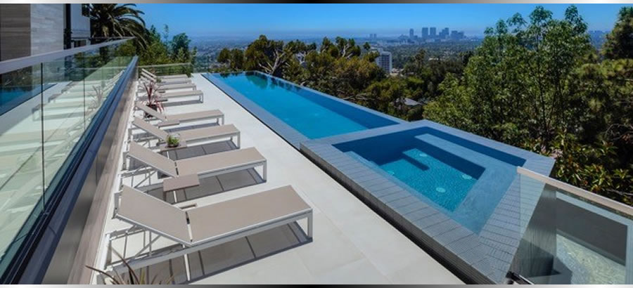 Los Angeles Pool Builders Outdoor Living Professionals