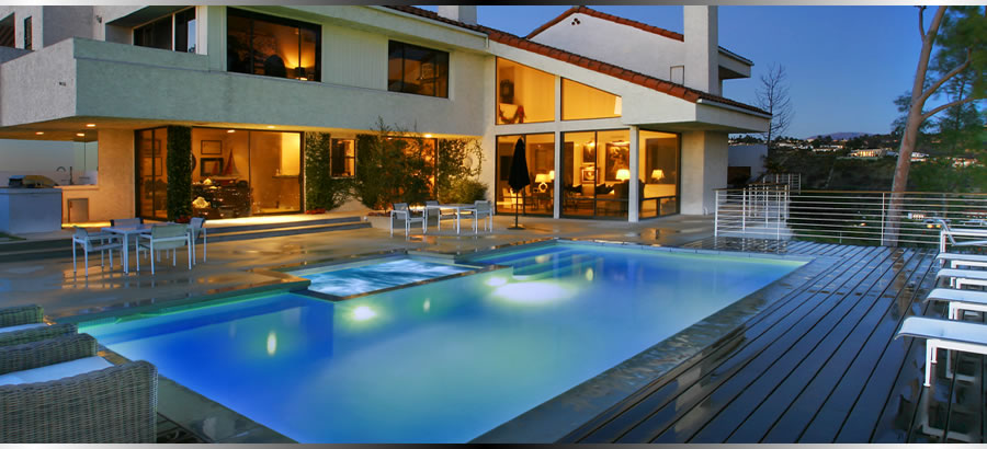 Los angeles pool builders southern california swimming for Pool design los angeles