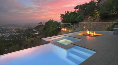 Return to Los Angeles Pool Builders Outdoor Living Professionals  home page
